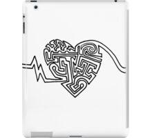Maze of the Heart iPad Case/Skin