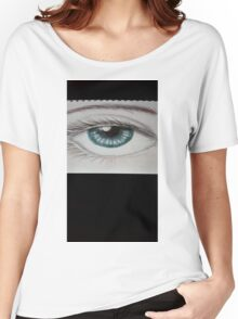 Eye on you Women's Relaxed Fit T-Shirt
