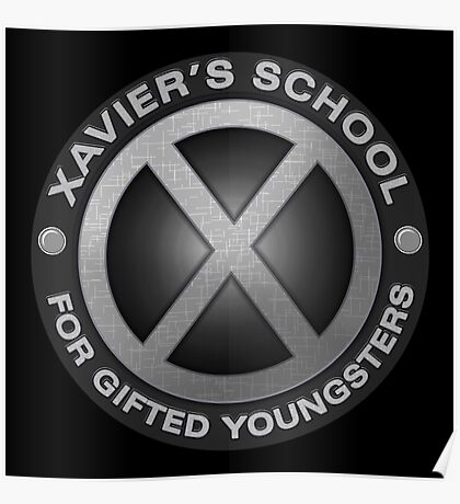 Xavier School Institute for Gifted Youngsters Poster