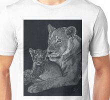 Mother's arms Unisex T-Shirt