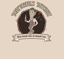 Boneweevil's Butchery - You tank 'em, I shank 'em Unisex T-Shirt