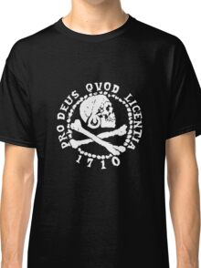 Uncharted 4 Emblem - White Classic T-Shirt