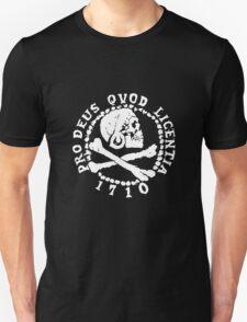 Uncharted 4 Emblem - White Unisex T-Shirt