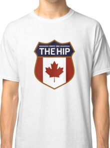 the tragically hip since 1984 high resolution Classic T-Shirt