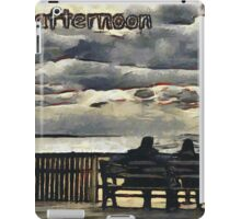 Lazy afternoon iPad Case/Skin
