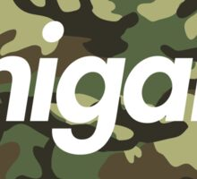 Sinigang Box Logo Camo Sticker