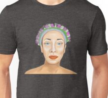 Flower Crown Unisex T-Shirt