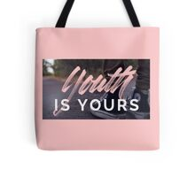 Youth is yours Converse Tote Bag