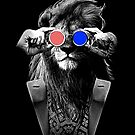 Steampunk Lion by Saksham Amrendra