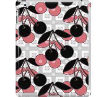 Cherry. Creative design. iPad Case/Skin
