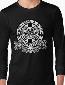 Custom Car Competition Long Sleeve T-Shirt