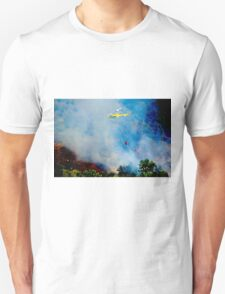 Firefighter Copter Unisex T-Shirt