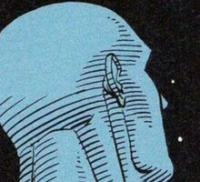 Dr. Manhattan // WATCHMEN Sticker