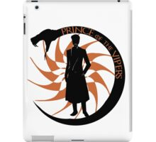Prince of the Vipers iPad Case/Skin