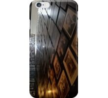 A trip to the Holocaust Museum iPhone Case/Skin