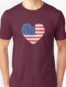 American Heart Unisex T-Shirt