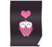 Owl Love You Forever Poster