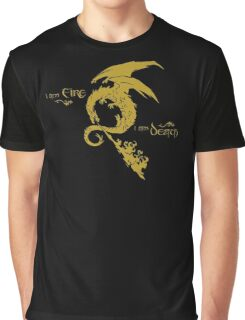 The Desolation Of Smaug Graphic T-Shirt