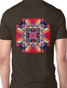 Cut and Paste Kaleidoscope  Unisex T-Shirt