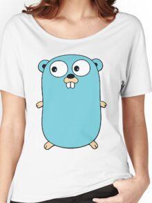 GO LANG Women's Relaxed Fit T-Shirt