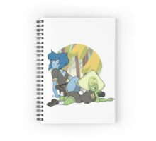 Camp Pining Gems Spiral Notebook