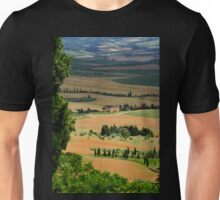 Countryside of Tuscany Unisex T-Shirt