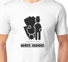 Team Groom VRS2 Unisex T-Shirt