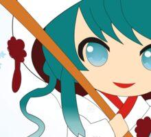 Yuki miku 2013 Sticker