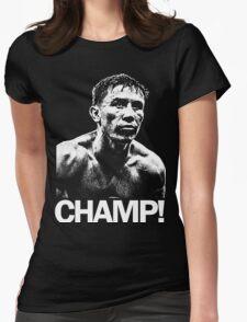 golovkin Womens Fitted T-Shirt