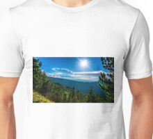 The Forests Of Rila Mountain Unisex T-Shirt