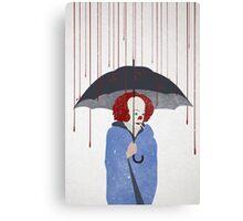 Murder Clown Canvas Print