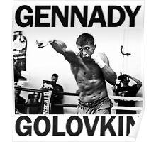 golovkin Poster