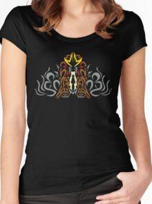 Roaring Fire Women's Fitted Scoop T-Shirt