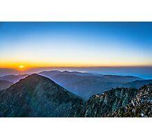 Beautiful Sunrise Photographic Print