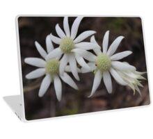 Flannel Flower  Laptop Skin