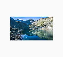 Panoramic View Of Musalenski Lakes And Musala Peak Unisex T-Shirt
