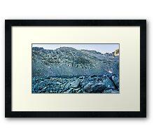 Lake Framed Print