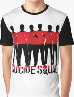 Star Trek - Suicide Squad Parody Graphic T-Shirt