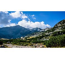 Musala Peak Photographic Print