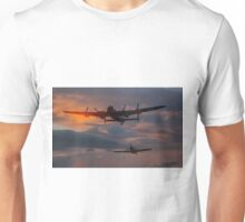 BBMF Lancaster and Hurricane T-Shirt