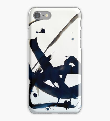 Ink Abstract iPhone Case/Skin