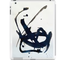 Ink Abstract iPad Case/Skin