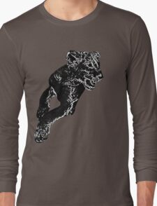 African Lion Cub - Young Lion Long Sleeve T-Shirt