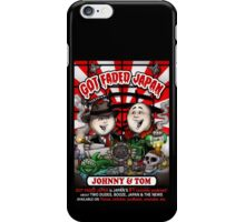 GOT FADED JAPAN PODCAST. NEW LOGO! iPhone Case/Skin
