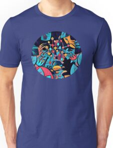 Pikmin Neon Jungle Unisex T-Shirt