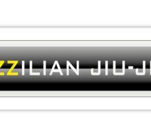 Brazilian Jiu-Jitsu Sticker