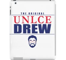 The Original Uncle Drew iPad Case/Skin