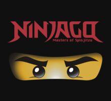 Ninjago Kai Zane Masters of Spin Jitzu One Piece - Short Sleeve