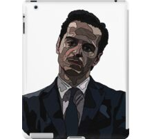 Moriarty Linework iPad Case/Skin