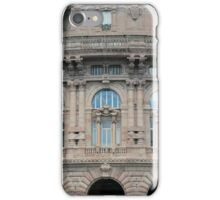 Beautiful classical building from Genova. iPhone Case/Skin